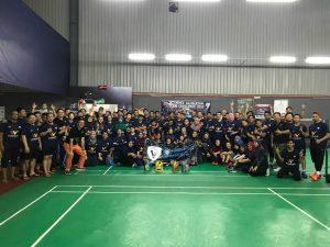 Wesmond Badminton Team Challenge 2018